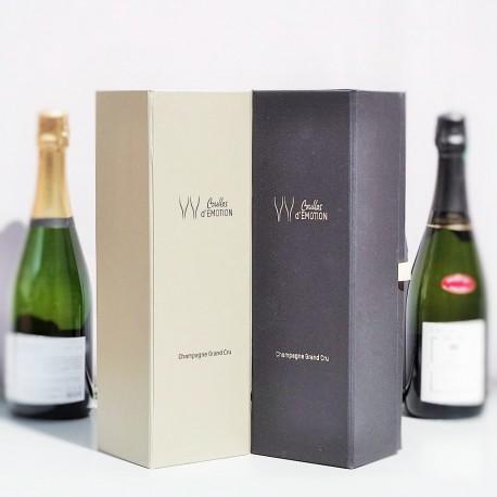 original gift champane luxury box woman for her