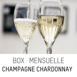 Abonnement 100% Chardonnay All Day Champagne Blanc de Blancs