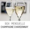 Abonnement 100% Chardonnay All Day Champagne Blanc de Blancs