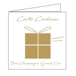 Carte Cadeau Box