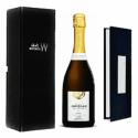 cadeau d'affaires : coffret champagne grand cru