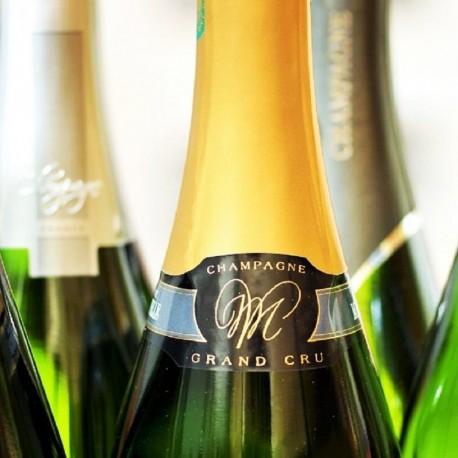 coffret champagne grand cru cadeau coffret champagne millésimé vintage
