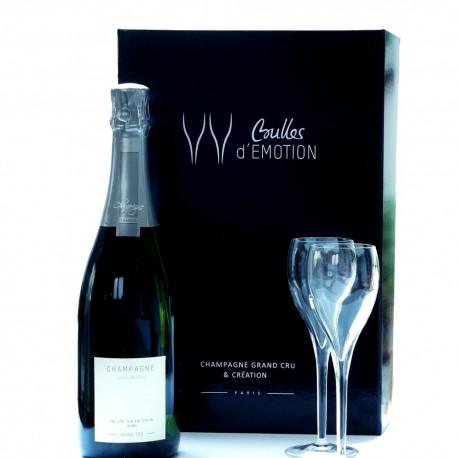 coffret champagne idée cadeau champagne millésimé
