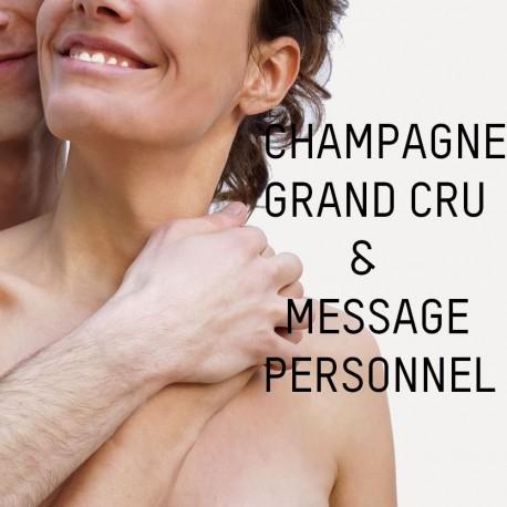 cadeau coffret champagne personnalisé