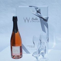 Coffret Champagne Rosé