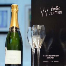 Coffret Champagne Millésimé 2000