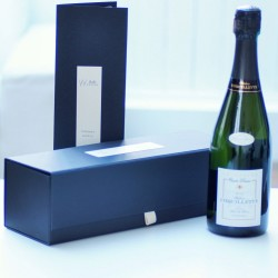 best champagnes with box , champagne blanc de blanc Ruinart Deutz