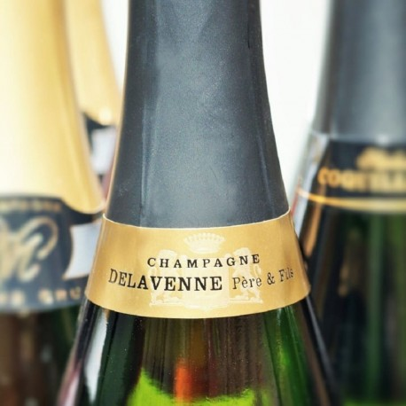 pour les amateurs de grands champagnes : grand cru Pinot Noir Chardonnay
