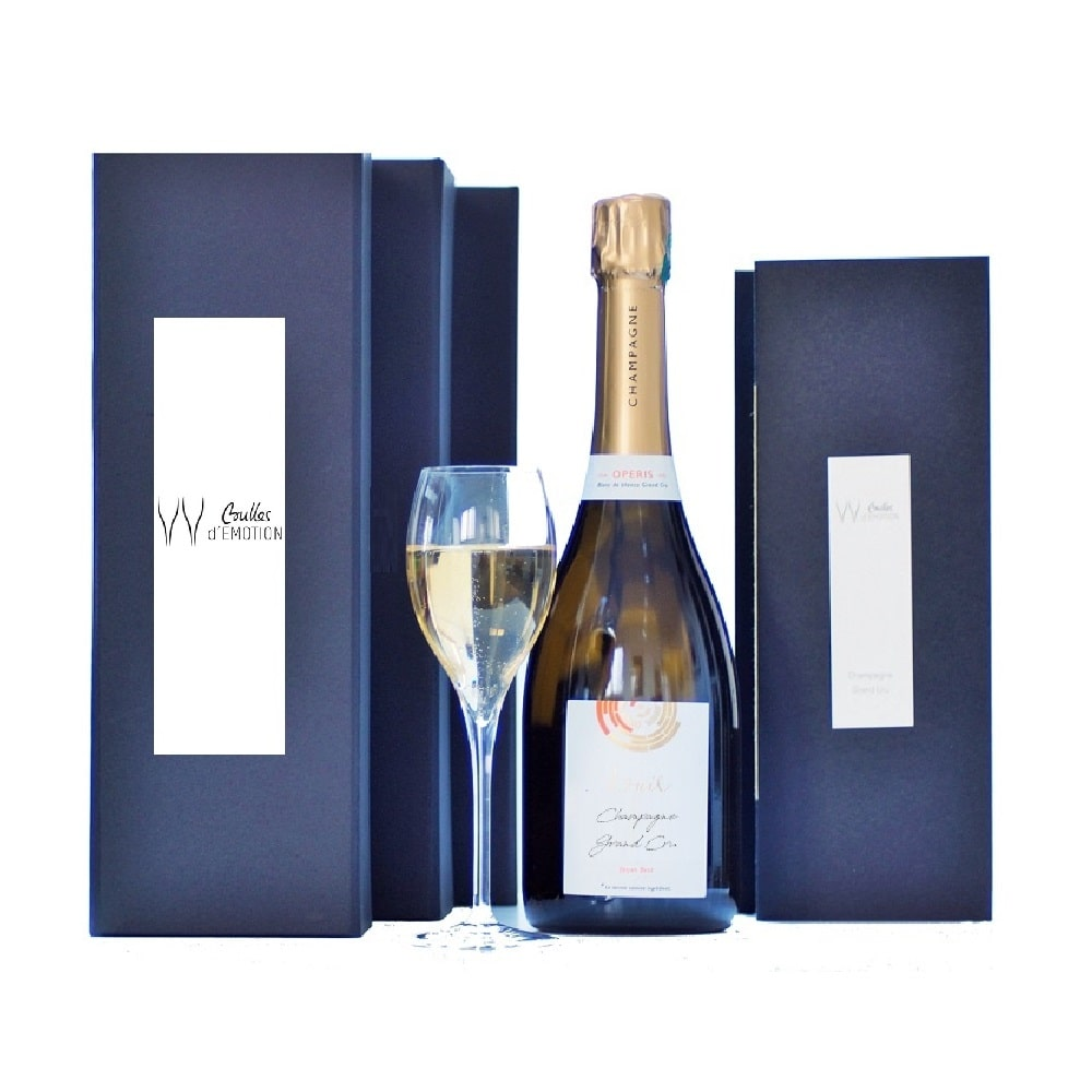 Coffret Champagne Grand Cru