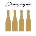 champagnes à prix négociés